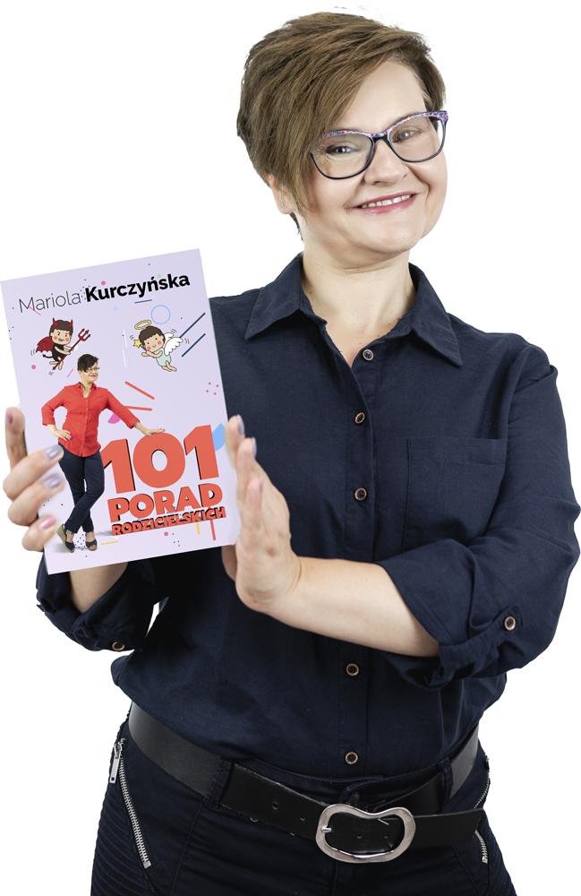 Mariola Kurczyńska - Ekspert od problemów wychowawczych i szkolnych
